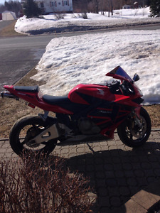 Honda CBR 600RR GREAT CONDITION