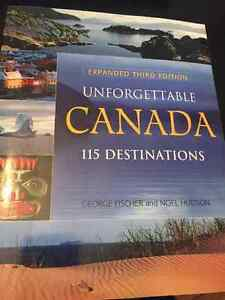 Unforgettable Canada 115 Destinations