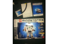 Lego Mindstorms nxt 2