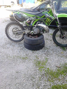 2002 kx 250 for sale