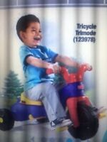 Tricycle tri mode