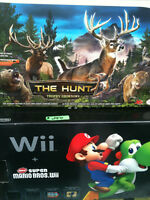 Like new Wii with games