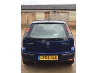 Corsa c 2005 rear black smoked lights the pair work perfect 07594145438