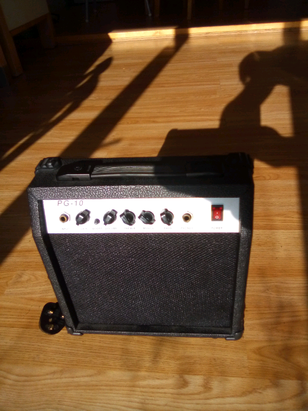 GUITAR PRACTICE AMPLIFIER | in Birtley, County Durham | Gumtree