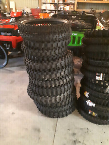 Used MX tires