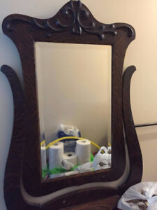 I am offering for sale two antiques furnitures