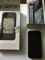 iPhone 4s 16g with new lifeproof case