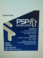 PSP Construction Inc.
