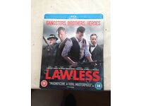 lawless (blue ray) film