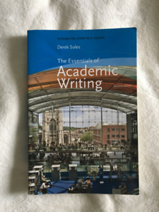The Essentials of Academic Writing (2nd Ed) Textbook for Sale!