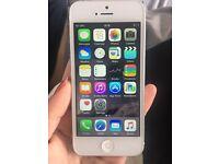 White iPhone 5 16gb Orange T-Mobile Virgin!