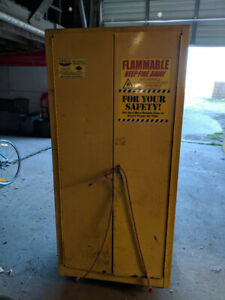 safety flammable storage cabinet