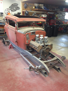1930 Ford Model A Coupe - Project