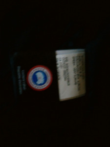 Brand New Canada Goose mens freestyle vest size medium