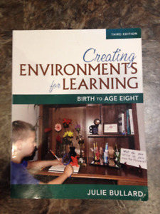Early Childhood Education Textbooks from Algonquin College