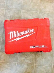 Milwaukee fuel m18 hammer drill and impact set
