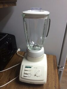 Krups ice crusher blender