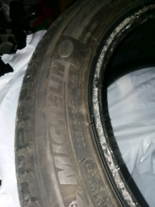 225/50 R17 Winter Tires Michelin X-Ice