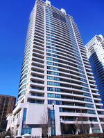Yonge/Sheppard 2 Bed+Den+2 Bath, Fully Furnished ! Clear View