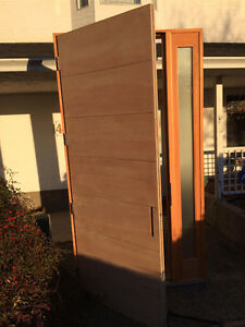 Solid Fir Door and Frame