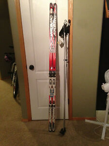 Skate Skis - NEVER USED