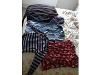 Maternity Clothes Bundle size 10
