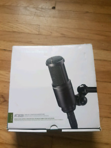 Audio Technica AT-2020 (PRICE NEGOTIABLE)