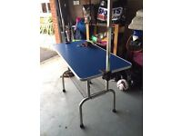 Brand New Grooming Table