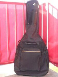 Superbe sac de transport pour guitare acoustique
