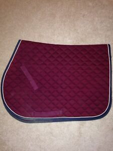 2 English saddle pads  Kawartha Lakes Peterborough Area image 1
