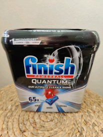 Finish Powerball Quantum Ultimate dishwasher tablets