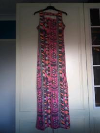 Next maxi dress size 14