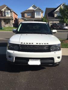 2012 Land Rover Range Rover Sport SUV, Crossover