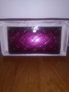 Louis Vuitton Dark Purple Wallet