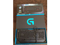 Logitech Orion Spark G910 Mechanical Keyboard Full RGB Colour
