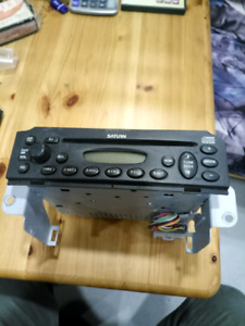 Saturn Car Stereo
