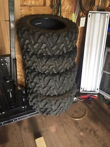 Can am 1000 commander tires