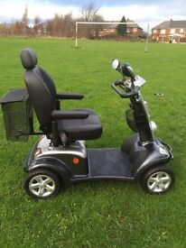 BRAND NEW 12-MONTHS WARRANTY MOBILITY SCOOTER