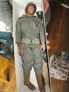 """12"""" action figure u.s. marine corps formative int'l"""