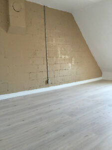 5 1/2All NEW Townhouse quiet, parking, yard// tranquille,cour