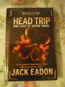 Head Trip One Case of super twins NEW HARDCOVER