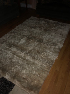 Hand Woven Rug 5 by 8
