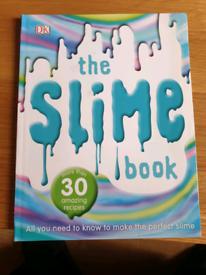 DIY Slime making children's books