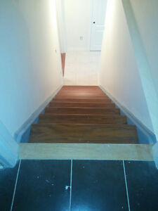 Brand new 1 Bed/1 full bath basement apartment for rent