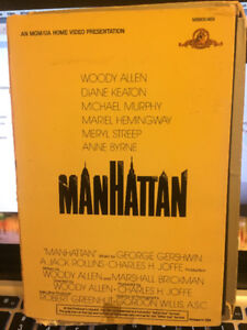 Manhattan on Beta Casette