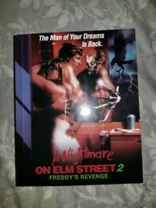 NIGHTMARE ON ELM 2 STREET FREDDY'S REVENGE NECA FIGURE