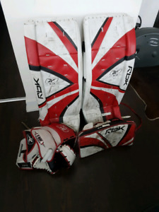 Used - Full goalie gear set! Great condition