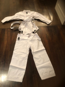 Adult and Child Karate Gi Uniforms for Sale