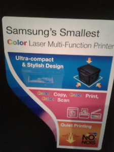Samsung Colour Laser Printer