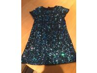 Sequin dress from Autograph Marks and Spencer's size 7-8 years